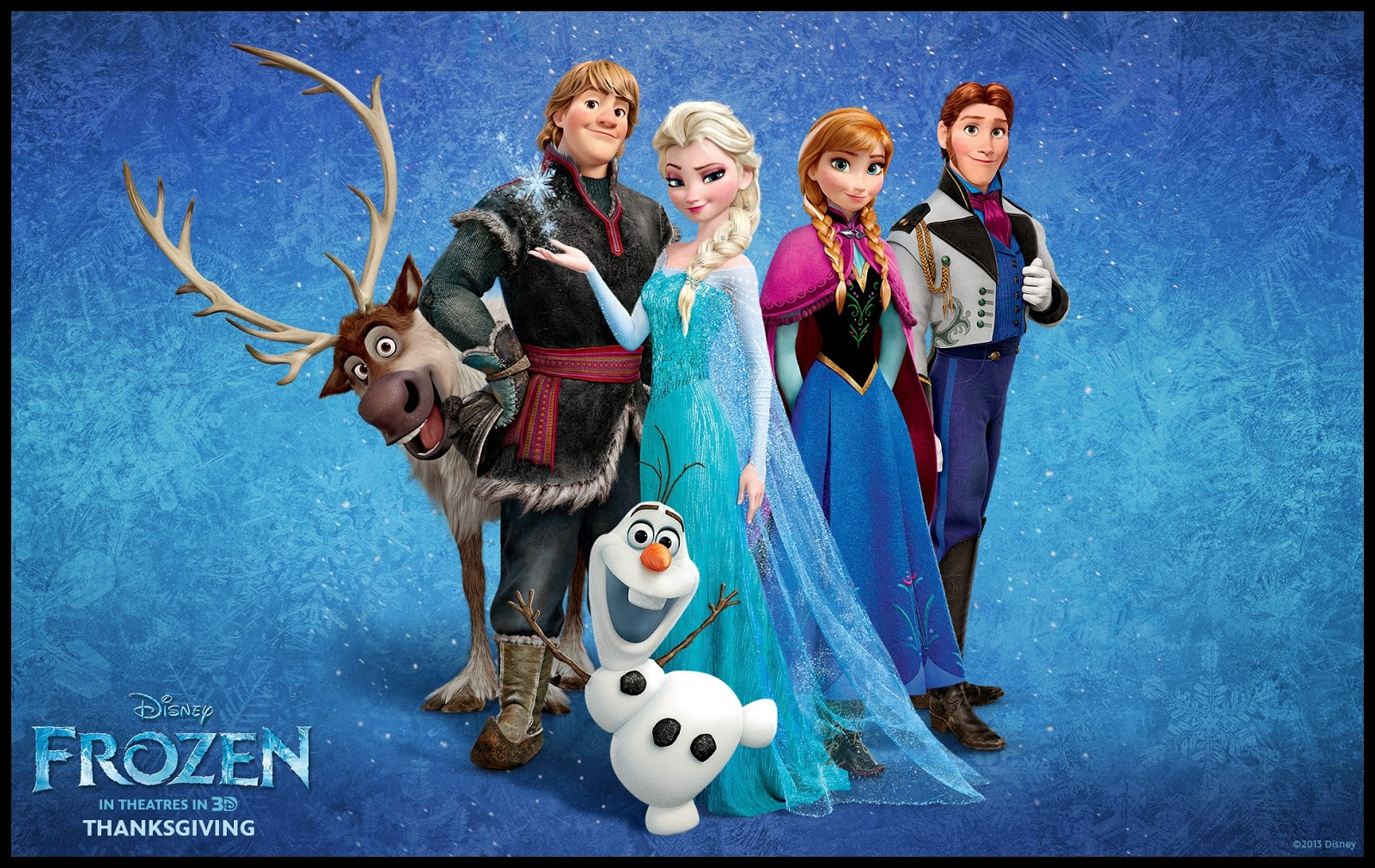 Disney Frozen Bild