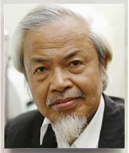 Chân dung bác Nguyễn Trung