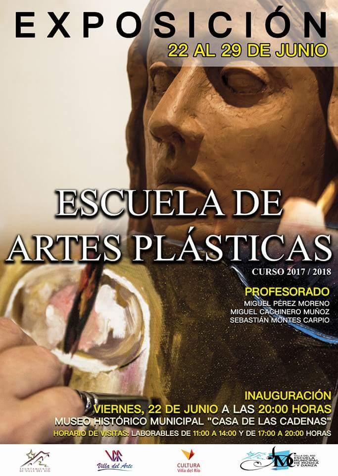 EXPOSICIÓN DE PINTURA Y ESCULTURA
