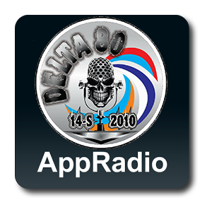 App Radio DELTA 80
