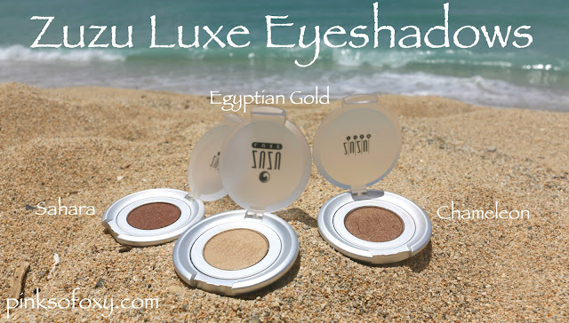 Zuzu Luxe Best Eyeshadows
