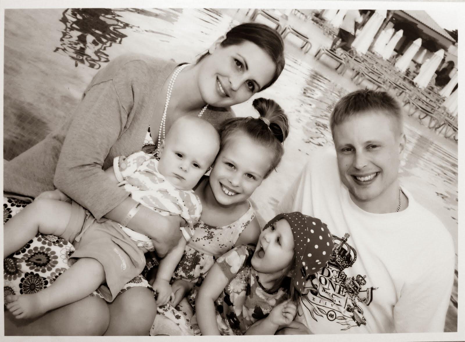 Meidän perhe