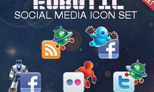 Free Robotic Social Media