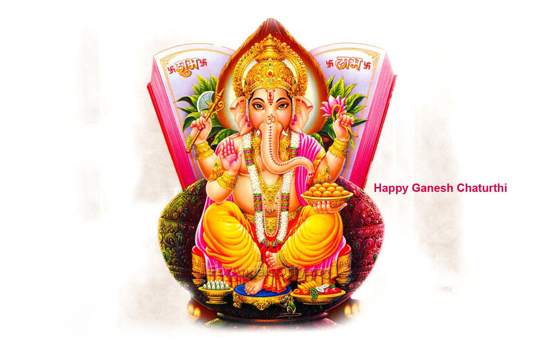 Lord Ganesh High Resolution Wallpaper