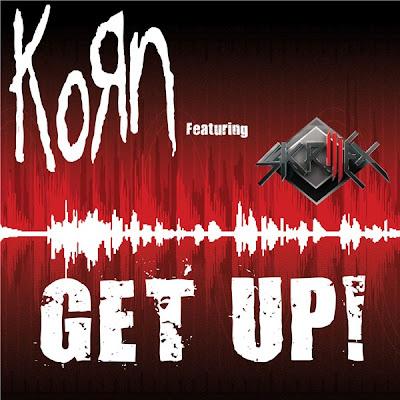 Korn - Get Up! (feat. Skrillex) Lyrics