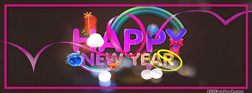Happy new year 2014 greeting cards for facebook covers happy new new years 2014 facebook timeline cover banner for fb profile m4hsunfo