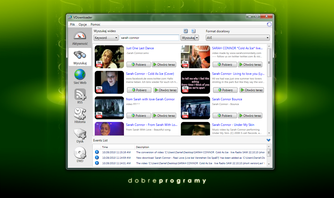 VDownloader Plus 4.0.982.0 FULL VERSION PreActivated Image