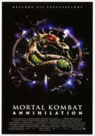 Ver Mortal Kombat 2: Aniquilación 1997 Online Gratis