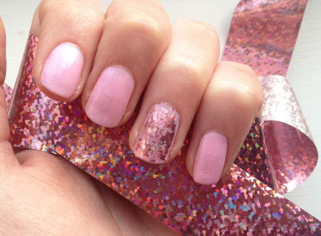 Born Pretty Store Dazzling Nail Foils, Mirror Effect Nails