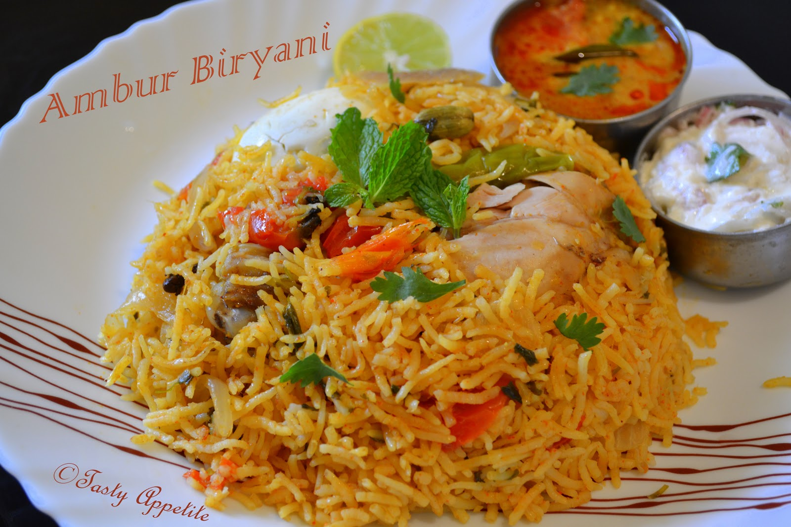 Ambur Chicken Biryani: Like us onYoutube for more Video Recipes