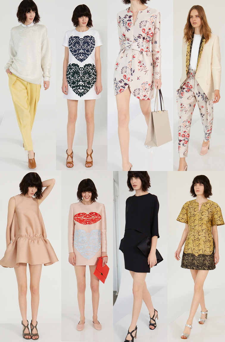 Stella McCartney Resort 2014 Collection