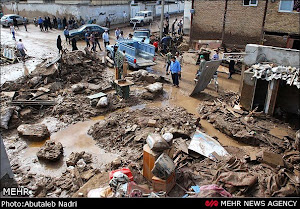 Mazandaran after Flood