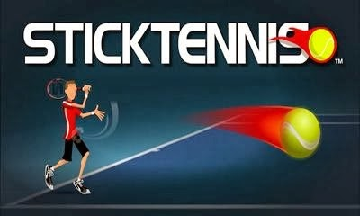 Stick Tennis Mod Apk For Android Unlocked+Unlimited Ball