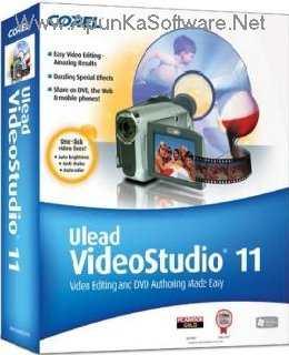 Corel Ulead VideoStudio 11 Free Download - Free Download Full Version for PC