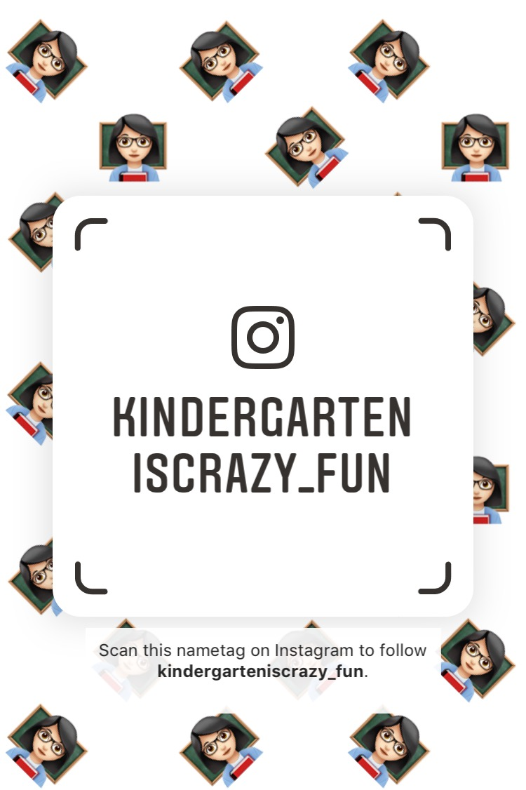 Instagram Name Tag