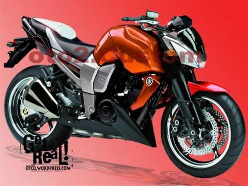 Modif Yamaha Byson New