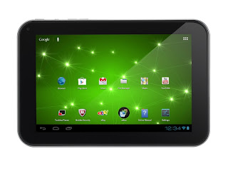 Review and Specifications Toshiba AT270-101 Tablet