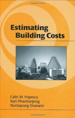 Civil engineer e books estimating building costs for Estimating house building costs