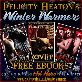 Book Promo: Winter Warmer Deals from author Felicity Heaton