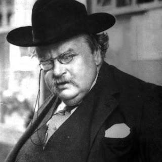 G.K, Chesterton
