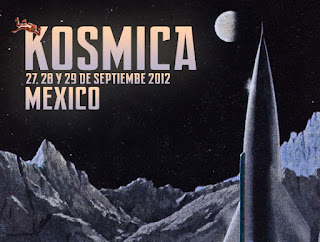 Primer festival galáctico KOSMICA en México