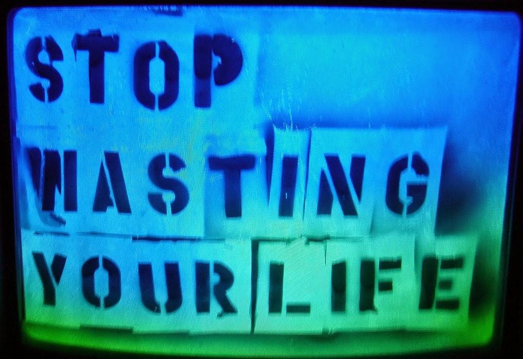 Tanda-tanda bahwa kamu menyia-nyiakan hidup kamu