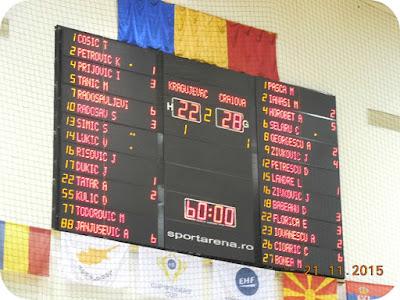 victorie SCM Craiova la 6 puncte diferenta