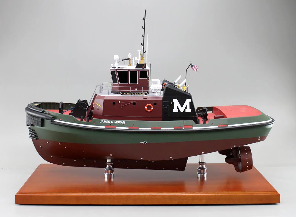 "42"" Tug Boat Model 