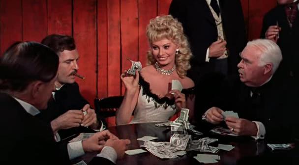 El Pistolero de Cheyenne (1960) George Cukor