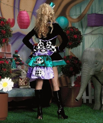 leg avenue mad hatter costume, mischievous mad hatter, leg avenue limited edition costumes