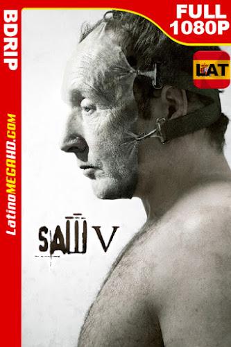 El juego del miedo V (2008) UNRATED Latino HD BDRIP 1080P ()