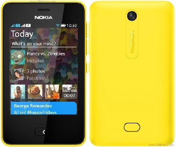 Nokia Asha 501, Harga Dibawah 1 Juta Fitur Oke