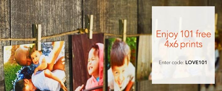 Shutterfly free photo prints offer