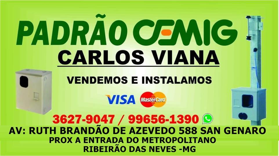 PADRÃO CEMIG VIANA