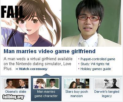Virtual dating games japan
