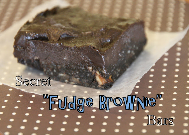 healthy fudge, healthy brownies, brownies with dates,