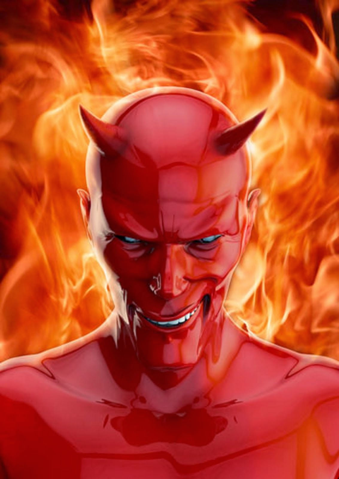 THE DEVIL - SATAN