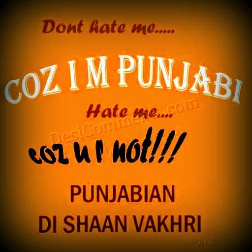 Single attitude status in punjabi
