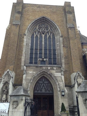 St.George cathedral, Southwark