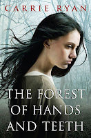 https://www.goodreads.com/book/show/6468718-the-forest-of-hands-and-teeth