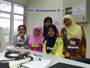 Ahli Kumpulan 8