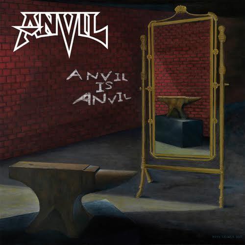 ANVIL: Όλες οι λεπτομέρειες για το νέο album