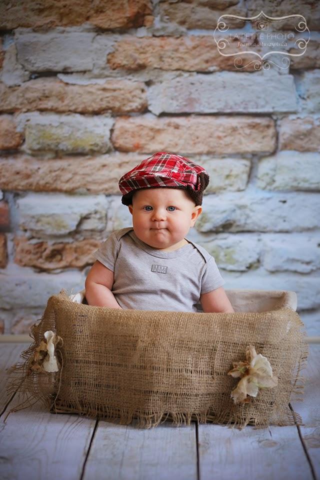 sesja niemowlęca - Franek