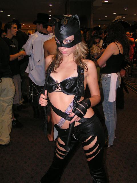 catwoman cosplay bikini