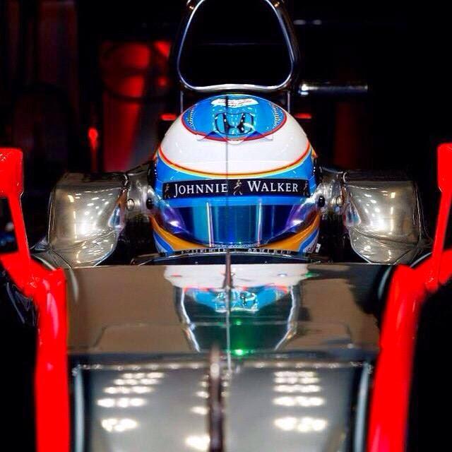 Alonso y su reto