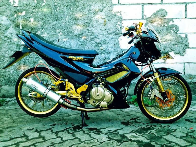 Jendral Kancil ( Hitam Manis From West ): - Cara Merawat Cat Motor ...