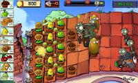 Plants vs. Zombies APK cho Samsung Galaxy Y và máy QVGA 240 x 320