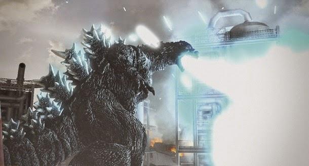 Conheça o novo jogo do Godzilla