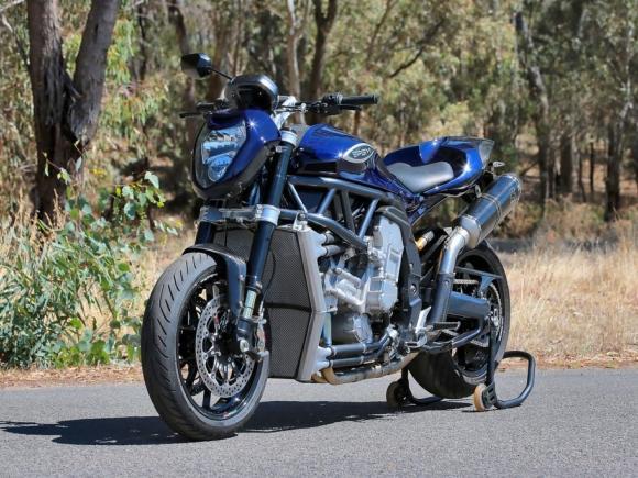 Qual a moto de produção mais