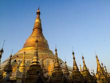พม่า  ย่างกุ้ง